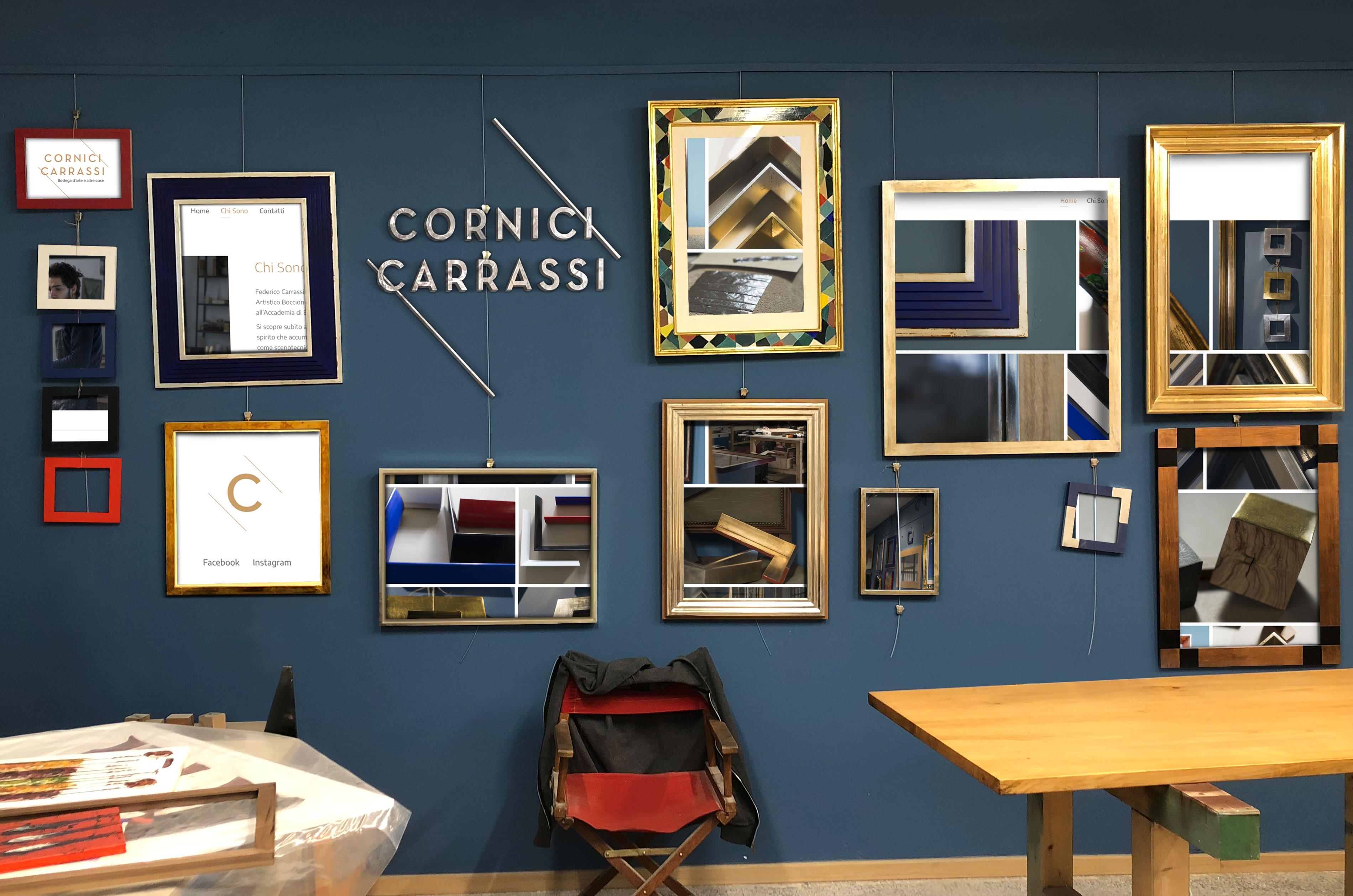 Cornici Carrassi